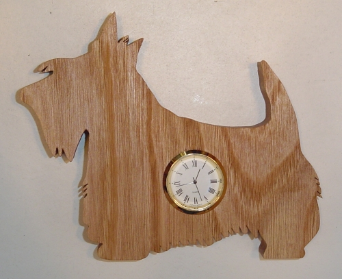 Scottie Clock