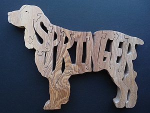 Springer Puzzle plywood