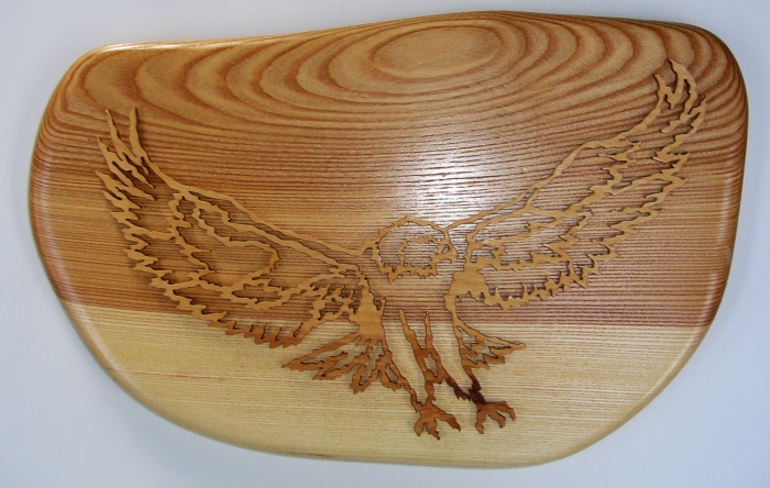 Eagle Wall Plaque